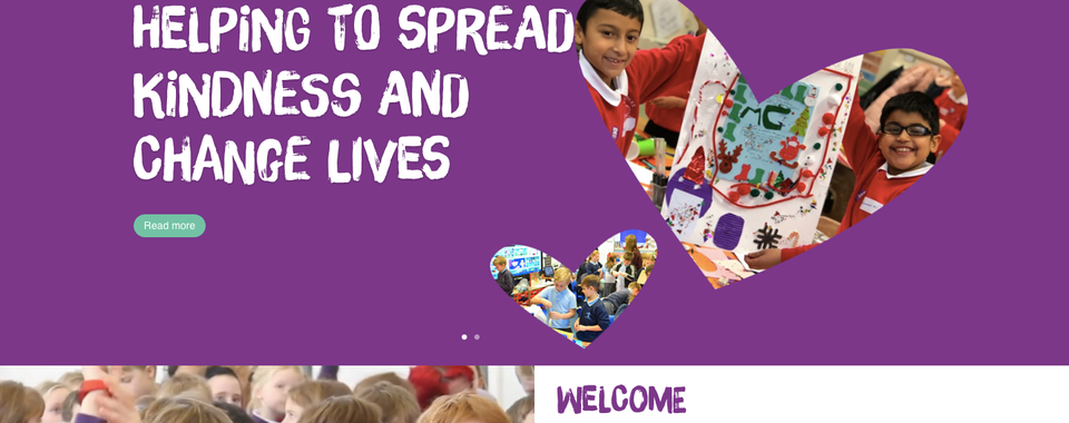 New Kindness website for schools  launched