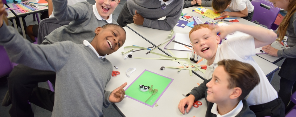 School of Kindness success with Lottery funding