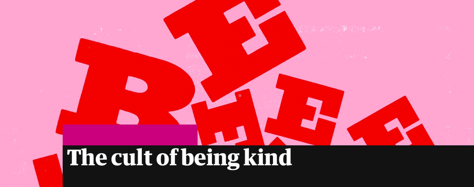 Is kindness a cult?