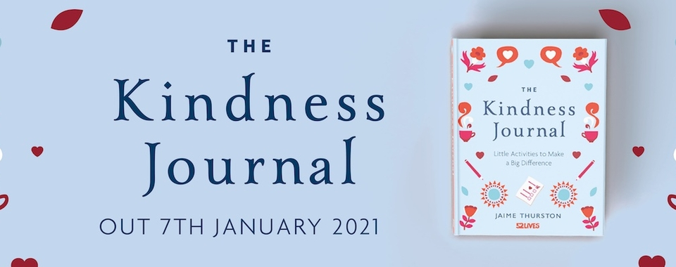 'The Kindness Journal' Published