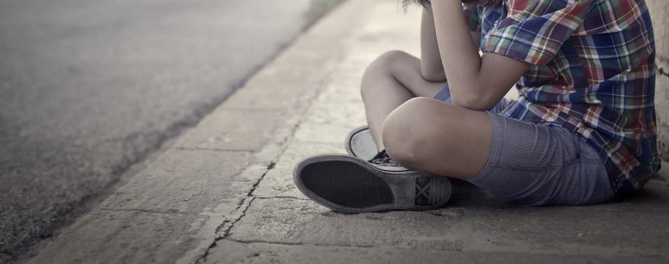 Spreading extra kindness: a 9 year boy