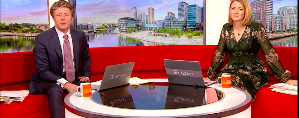 52 Lives on BBC Breakfast